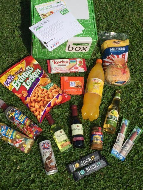 brandnooz Picknick Box 2016