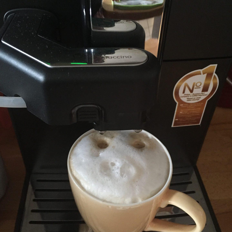 Philips Easy Cappuccino – Reinigung und Pflege