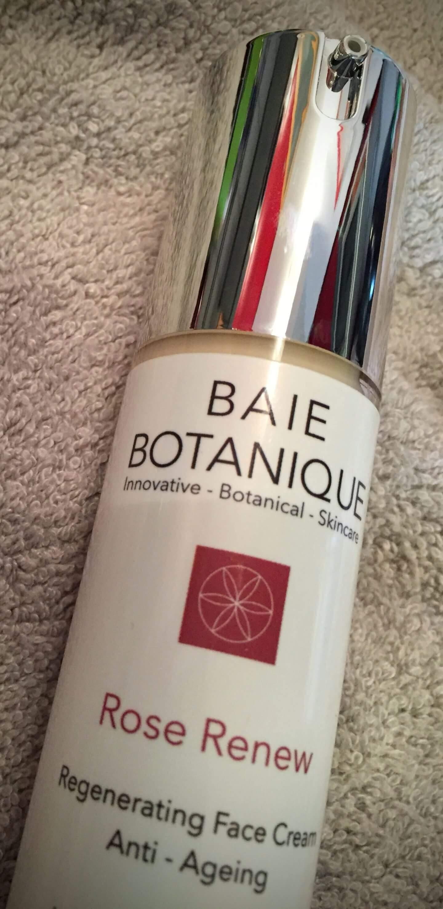 Baie Botanique Anti-Aging Gesichtscreme