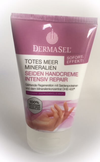 DermaSel Seiden Handcreme Intensiv Repair