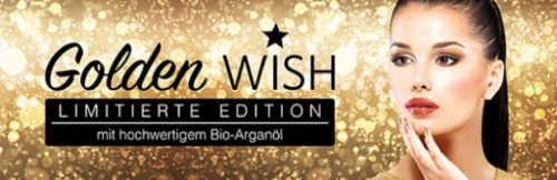 Neu bei Rossmann: Golden Wish – Limited Edition von Alterra Naturkosmetik