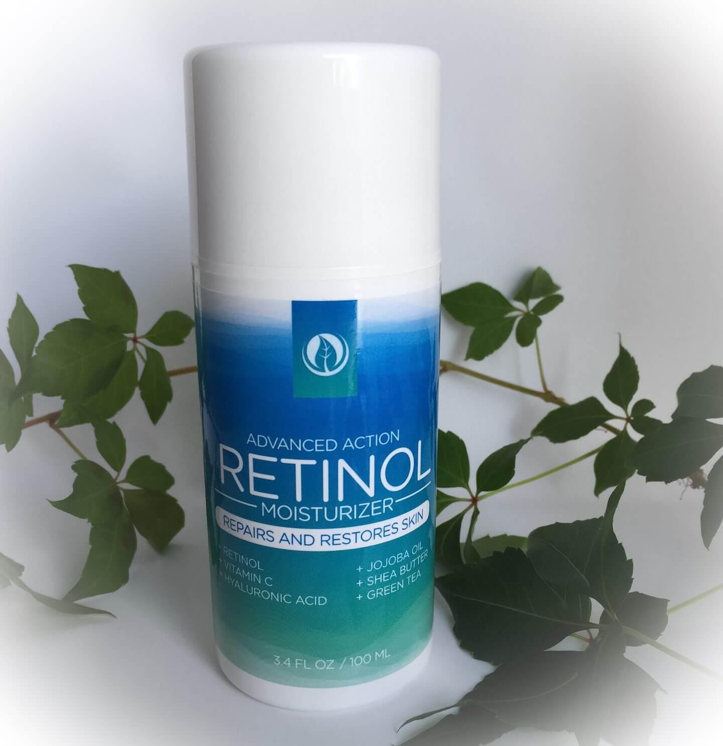 InstaNatural Retinol Feuchtigkeitscreme