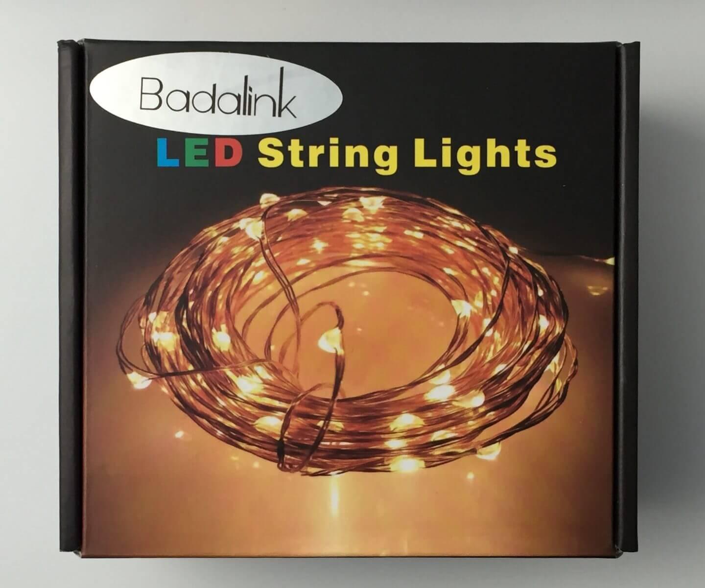 Badalink Lichterkette – Vielseitige stimmungsvolle Beleuchtung