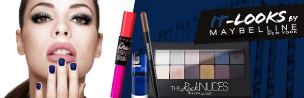 "Neu bei Rossmann: ""Rock it out"" von IT-Looks by Maybelline"