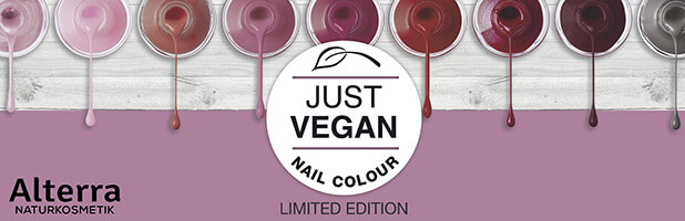 "Neu bei Rossmann: Limited Edition ""Just Vegan"" von Alterra Naturkosmetik"