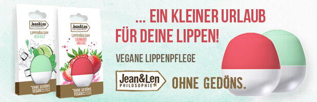 Neu bei Rossmann: Jean&Len Lippenbalsam
