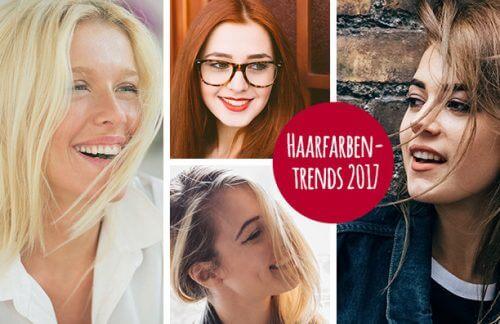 Neu bei Rossmann – entdeckt die Haarfarben-Trends 2017 mit Isana Professional