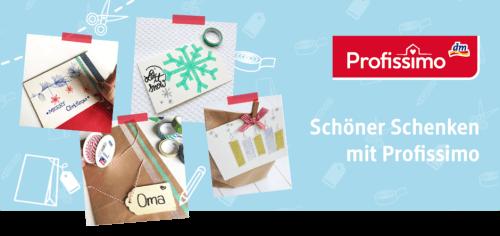 dm News: Mit Liebe gemacht – DIY-Verpackungsideen mit Profissimo