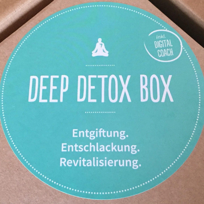 Gesund und fit in den Frühling mit Upgreatlife Deep Detox