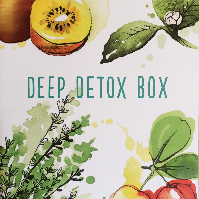 Ein Deep Detox Tag mit UpGreatLife