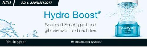 Neu bei Rossmann: Entdecke Hydro Boost – die neue Innovation von Neutrogena!