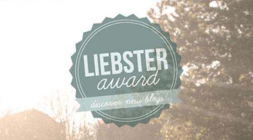 Liebster Award - dicover new blogs! Auszeichnung
