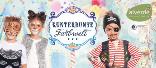 dm News: Kunterbunte Farbwelt – die neue Limited Edition von alverde!