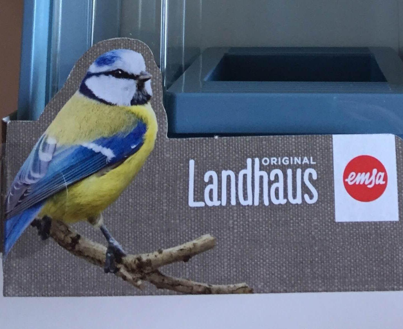 Emsa Landhaus Futtersilo – Woche 4