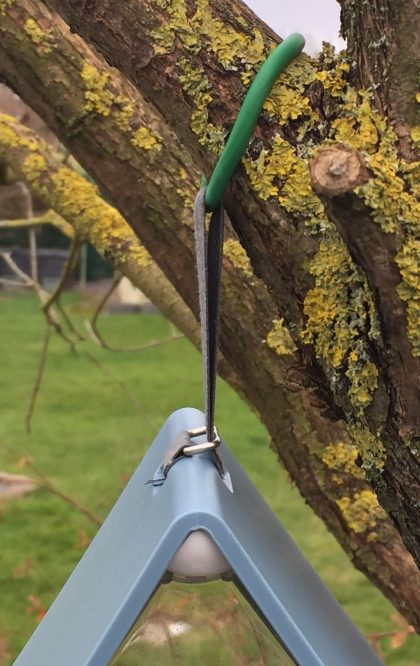 Sicherung Emsa Landhaus im Baum