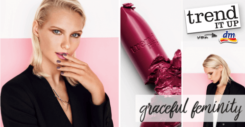 dm News: graceful feminity – die neue Limited Edition von trend IT UP!