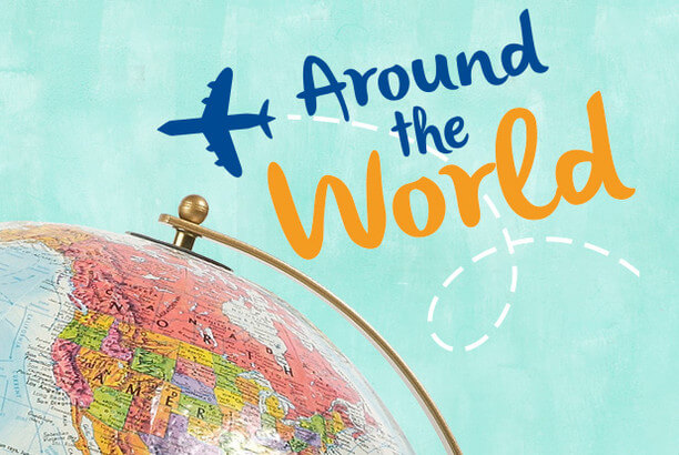 Neu bei Rossmann: Around the world mit ISANA!