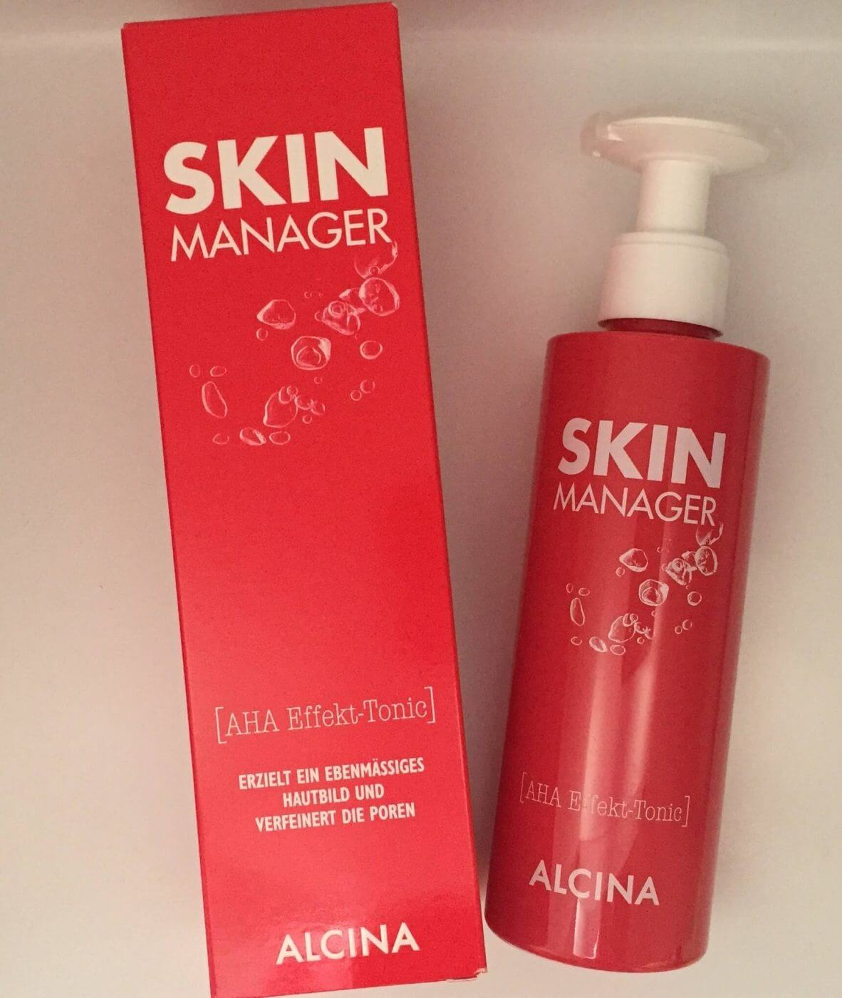 Alcina Skin Manager Originalflasche