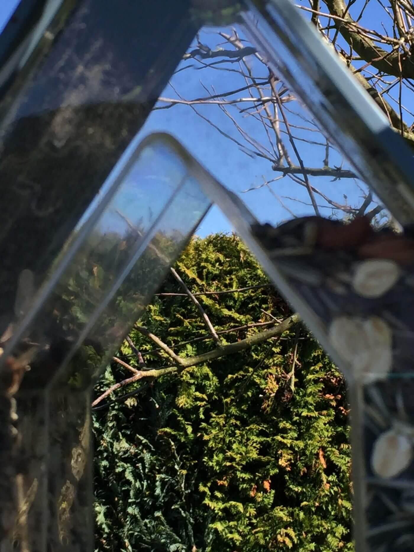 Emsa Landhaus Futterstand gesunken
