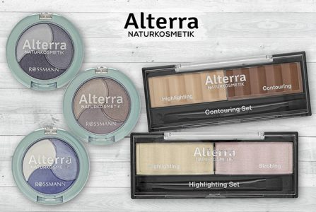 Rossmann News: Neue Alterrra Naturkosmetik Produkte