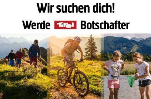 kjero sucht Blogger für kostenlosen Sommerurlaub in Tirol!