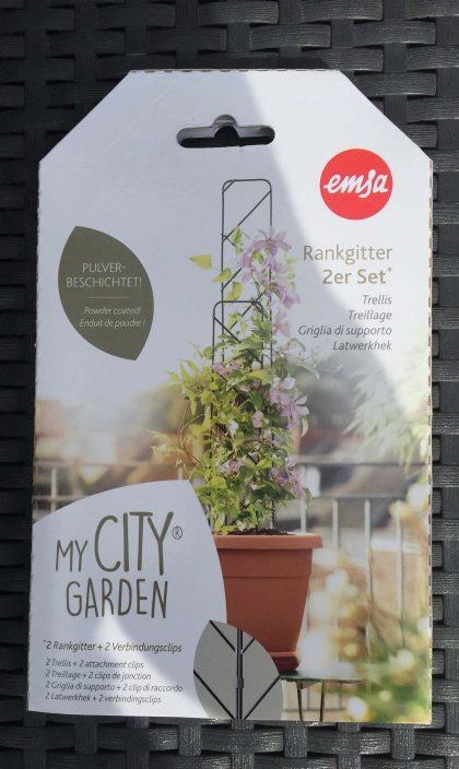 Emsa City Rankgitter schmal Set Beschreibung (1)