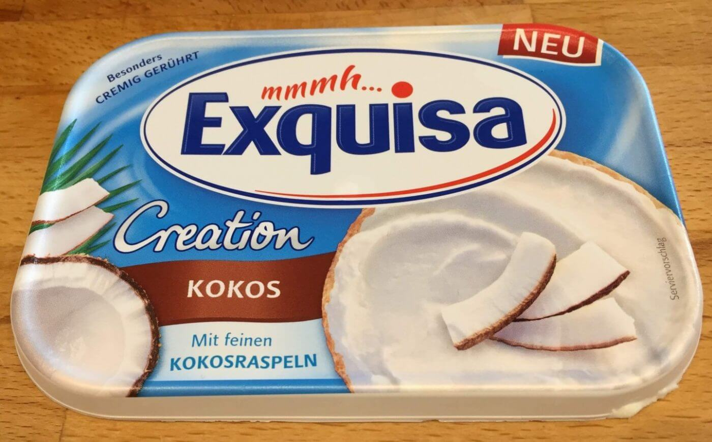 Exquisa Creation Kokos Paket
