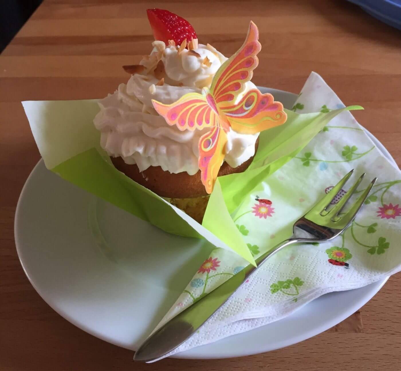 Exquisa Kokos Muffin