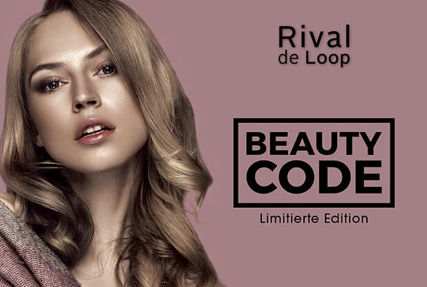 Rossmann News: Beauty Code – die neue Limitierte Edition von Rival de Loop