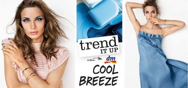 dm News: trend IT UP Limited Edition Cool Breeze