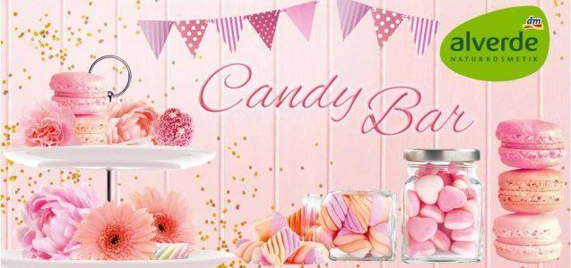 dm News: alverde Limited Edition Candy Bar