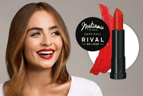 Rossmann News: die neue Kosmetiktheke von Rival de Loop ist da!