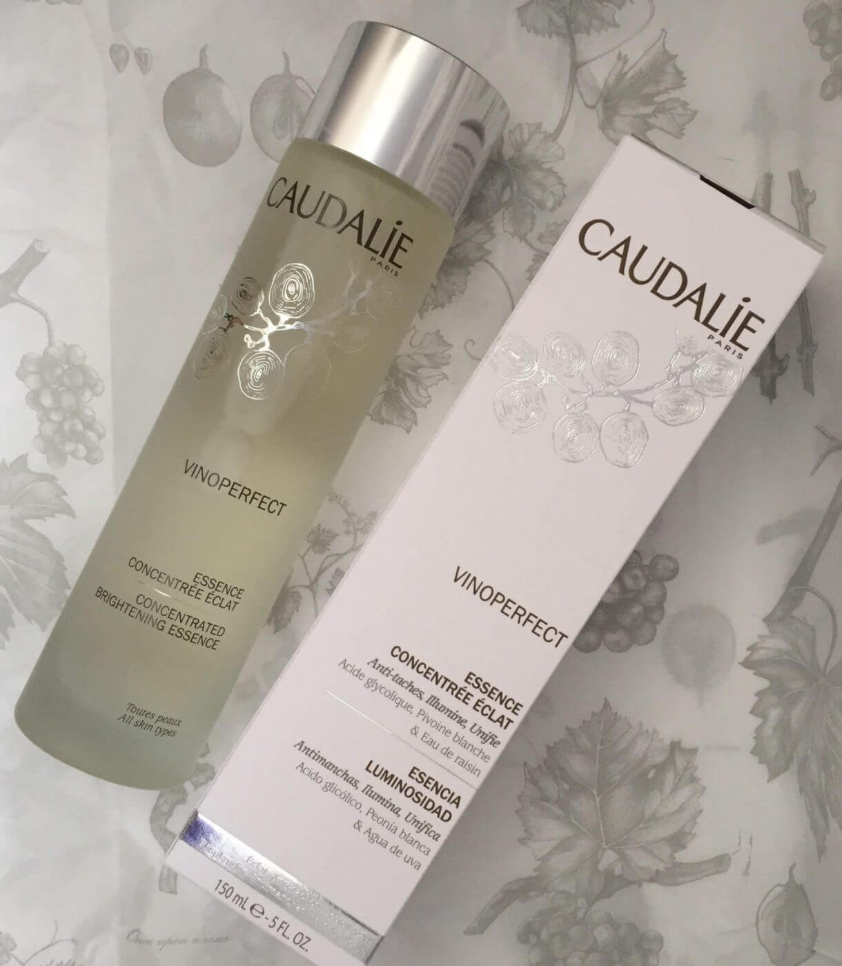 Caudalie Vinoperfect Essenz