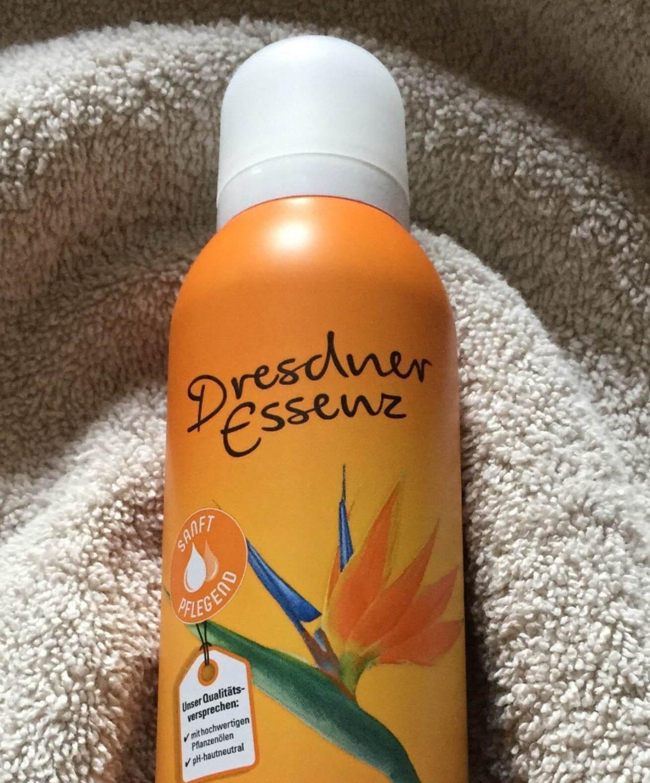 Dresdner Essenz Duschschaum Exotik-Traum
