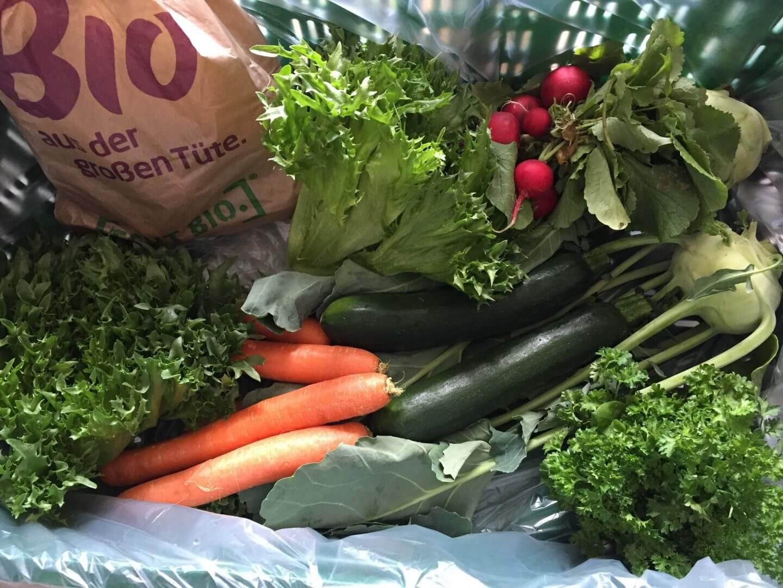 Gemüsekiste KW 19
