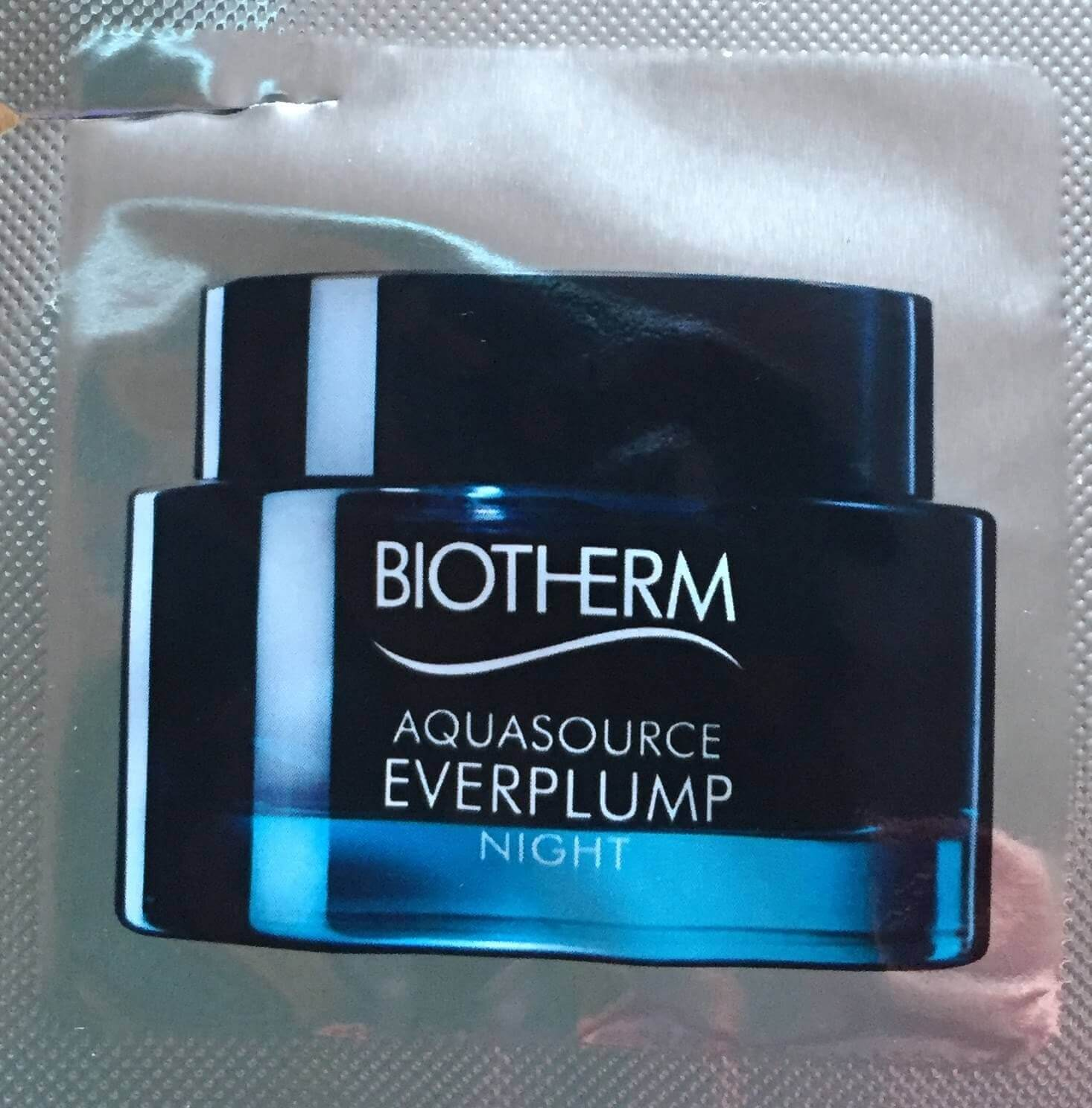 Biotherm Aquasource Everplum Night Probe
