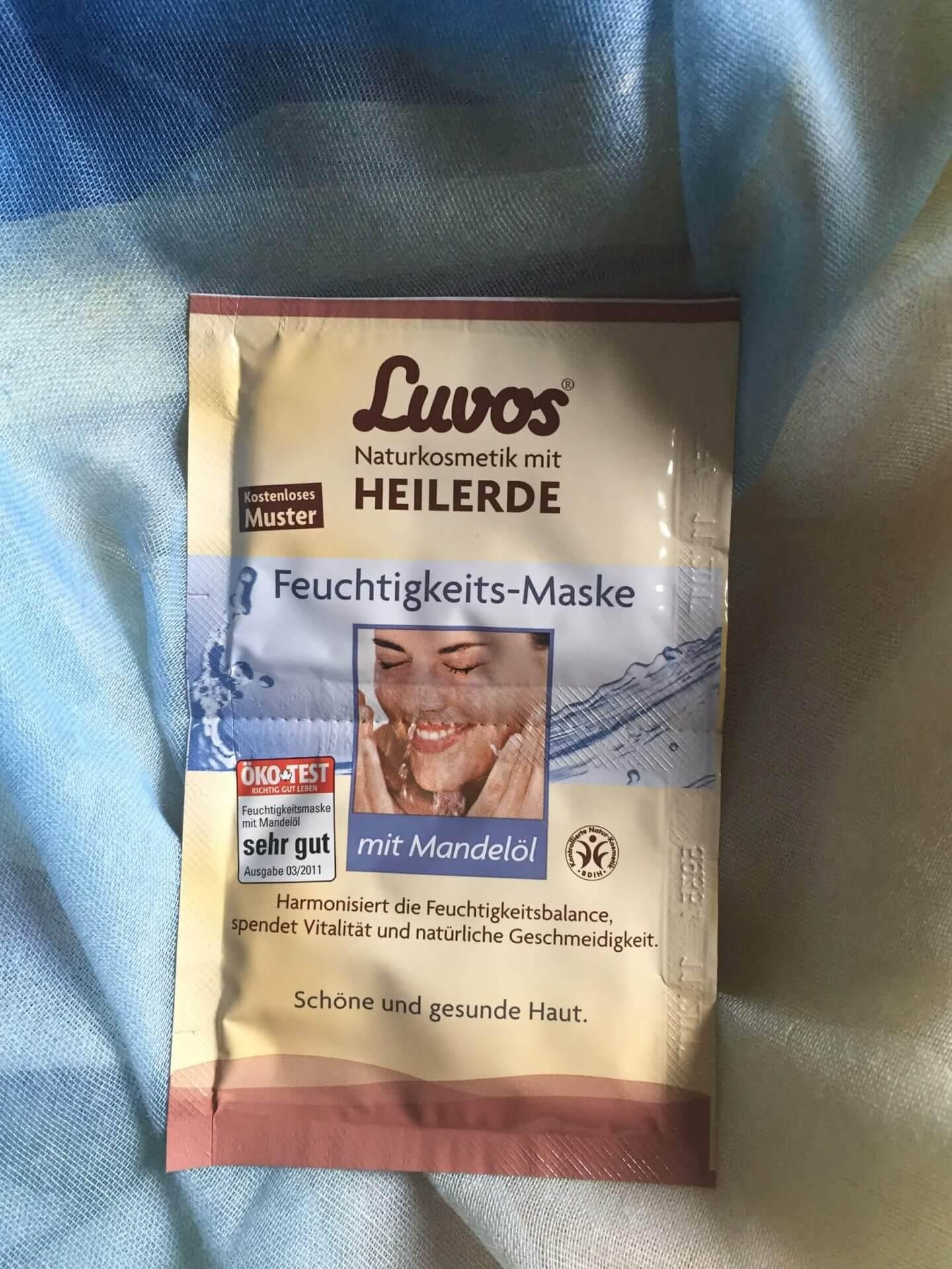 Luvos Heilerde Maske