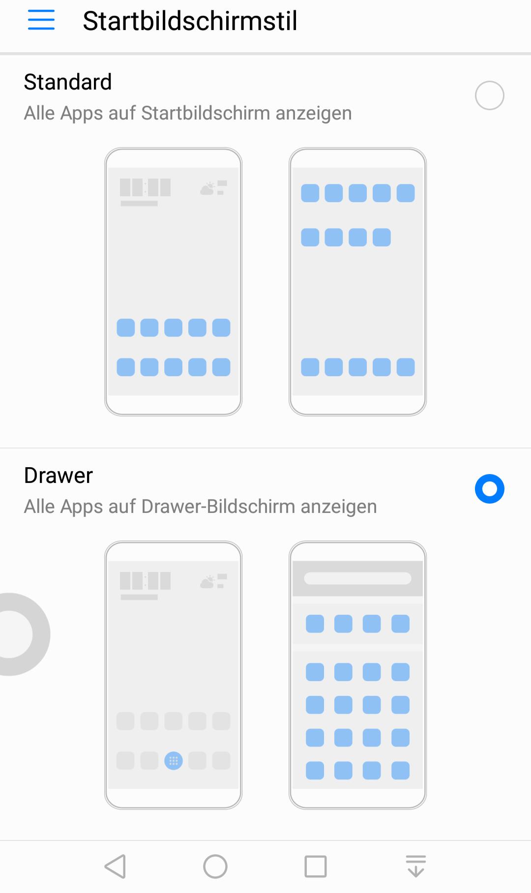 App-Drawer