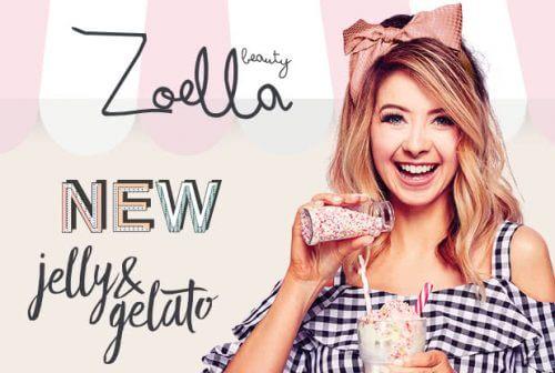 Rossmann News – jelly & gelato – die neue Limited Edition von Zoella beauty ist da!
