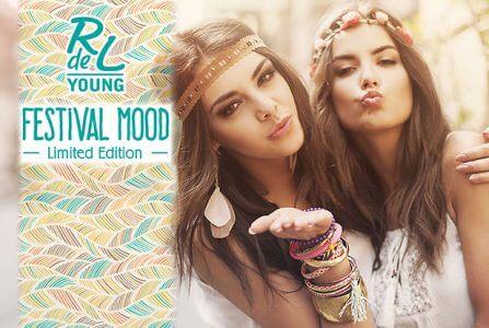 """Rossmann News: """"Festival Mood"""" eine neue limitierte Edition von RdeL Young"""