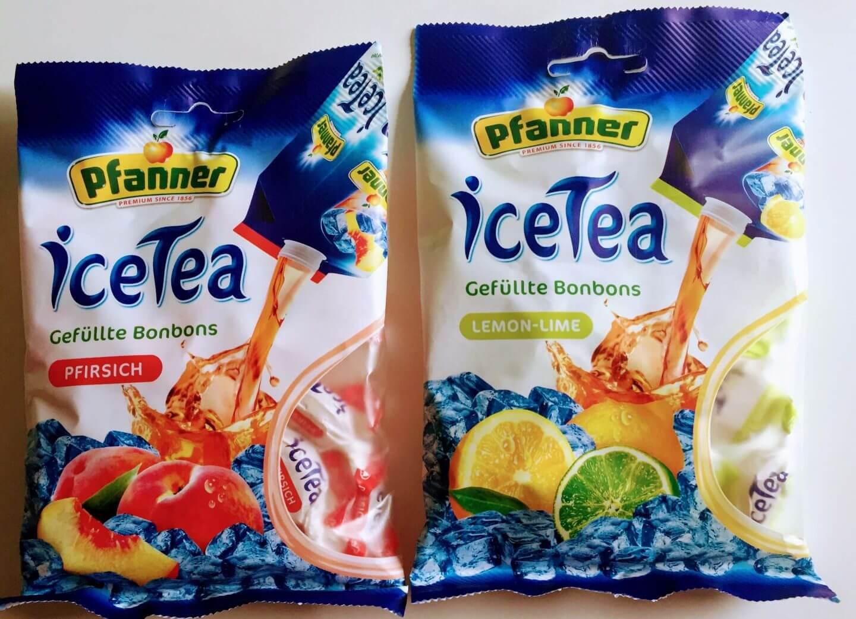 iceTea Bonbons Tüten