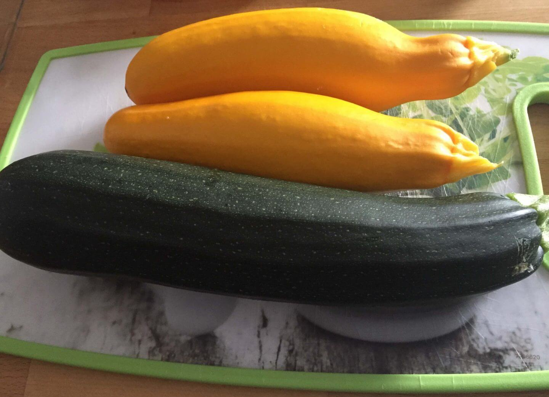 gr ne und gelbe zucchini 1 kleinstadtschwatz. Black Bedroom Furniture Sets. Home Design Ideas