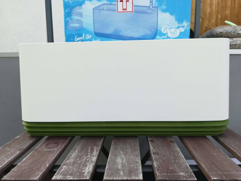 Airybox Seitenansicht