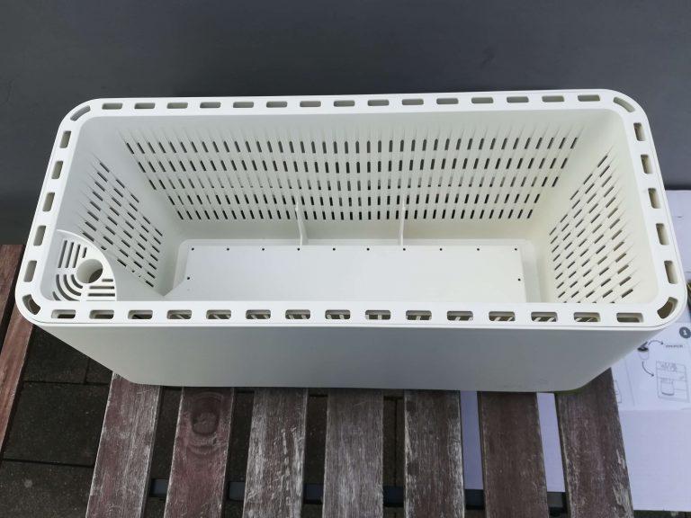 Airybox zusammengesetzt