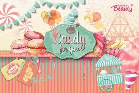 "Rossmann News: ""Candy for you"" von for your Beauty!"