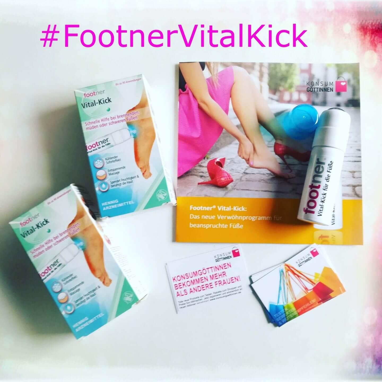 Footner Testpaketinhalt Vital-Kick