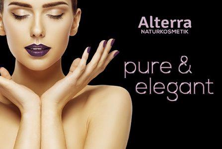 """Rossmann News: """"Pure & Elegant"""" – die neue limitierte Edition von Alterra Naturkosmetik"""
