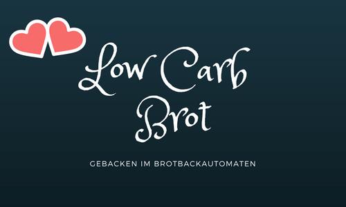 Low Carb Brot mit Kernen