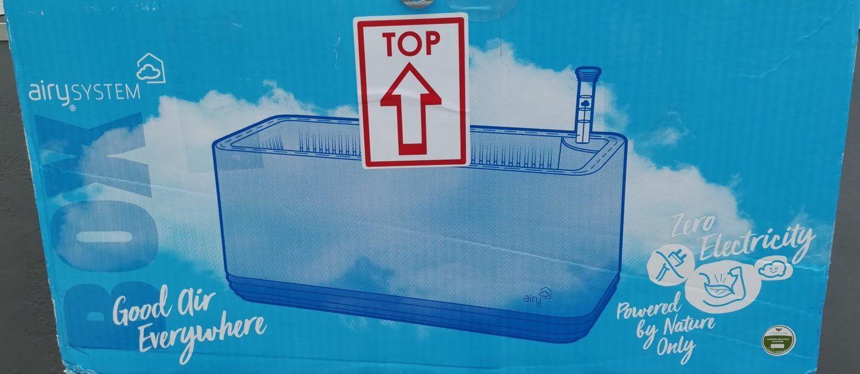 Produktkarton Airy Box