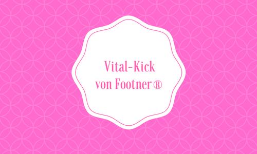 Footner® Vital-Kick – sagt schweren Füßen ade